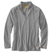 Carhartt Men's Force Long-Sleeve Quarter-Zip Shirt at Sears.com