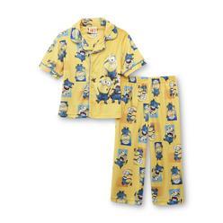 Despicable Me Toddler Boy's Pajama Shirt & Pants - Minions at Kmart.com