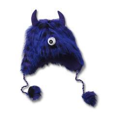Joe Boxer Junior's Critter Ear Trapper Hat - Monster at Kmart.com