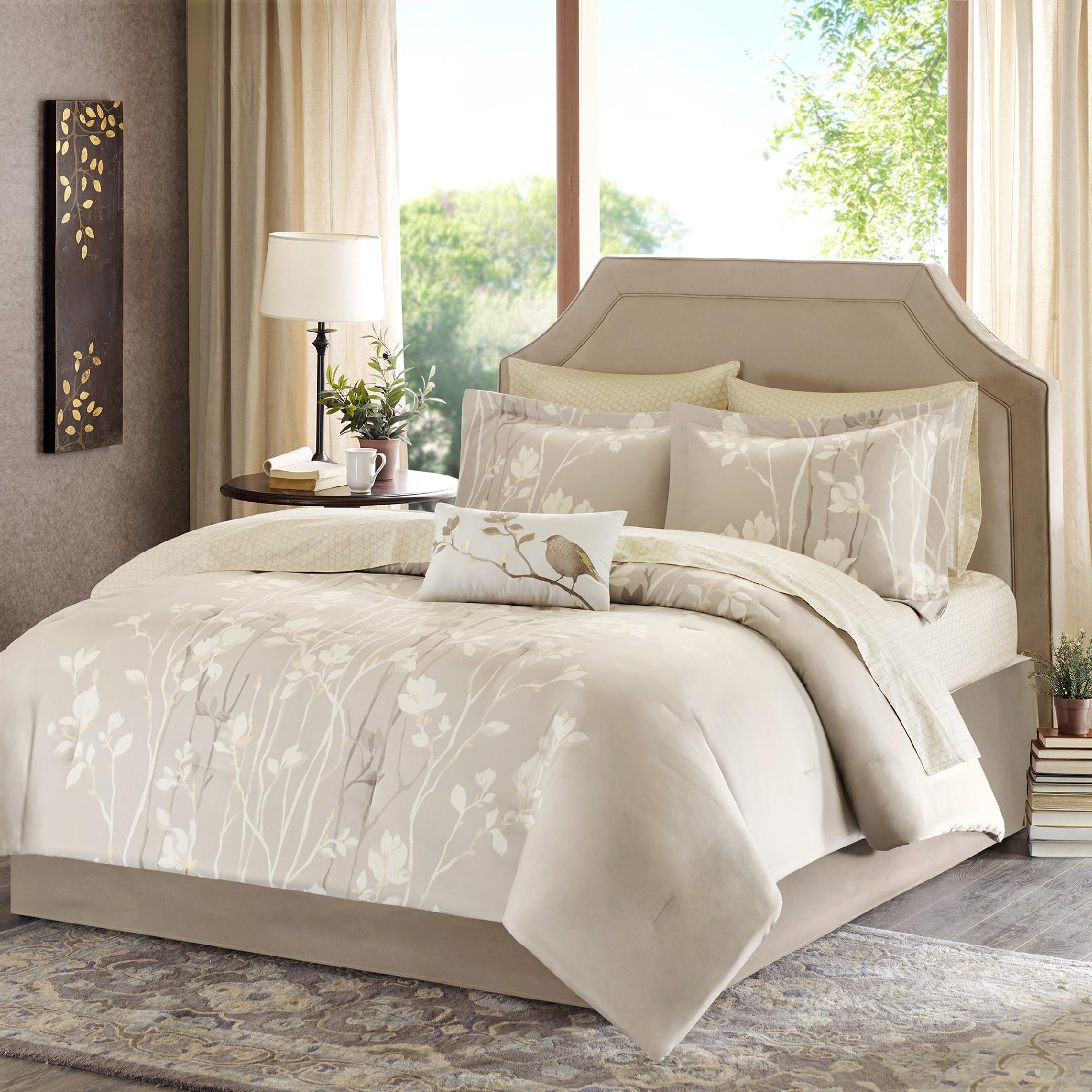 Madison Classics Holly 9 Piece Complete Bed Set