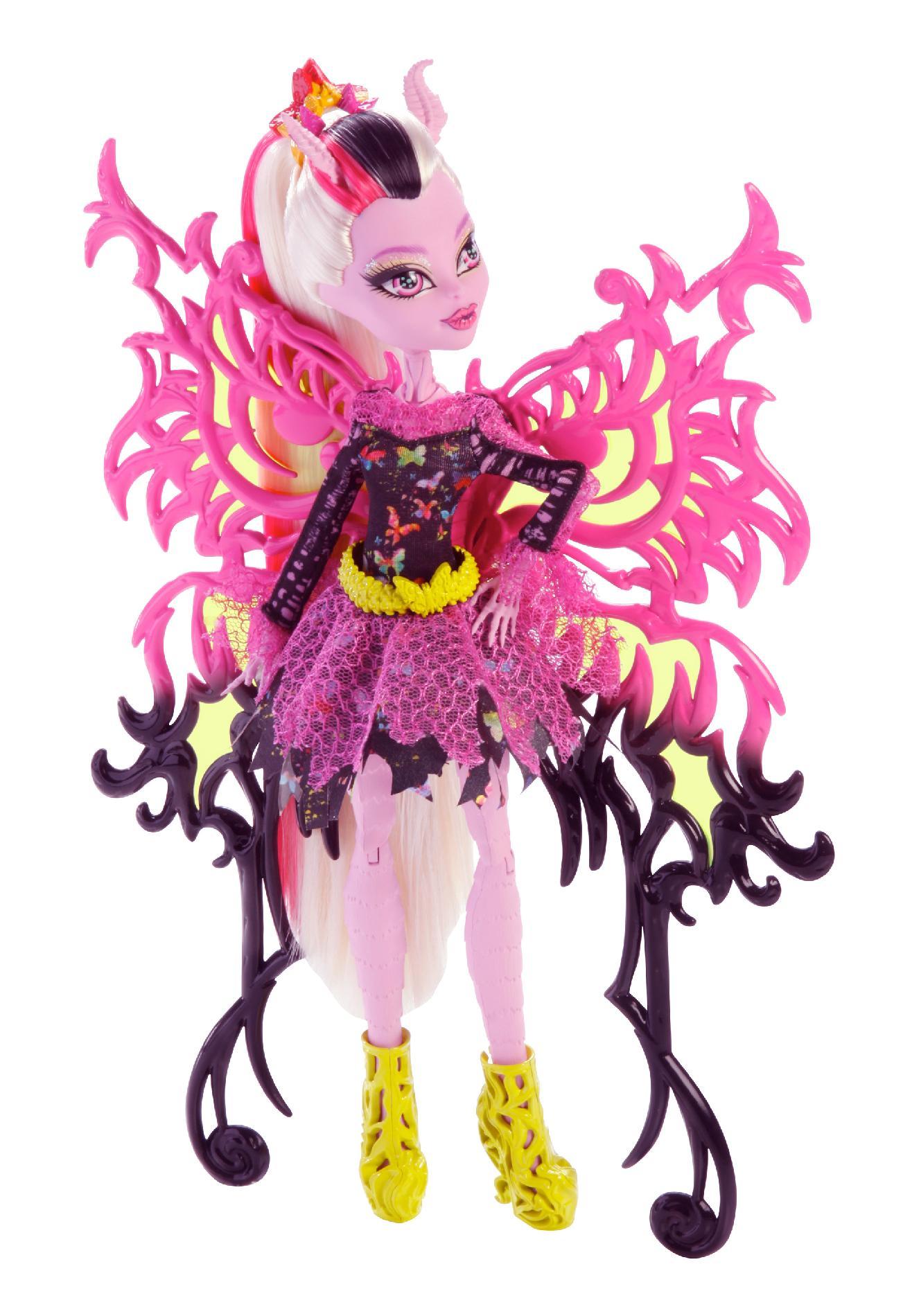Monster High Freaky Fusions™ Hybrids Bonita Femur™ Doll