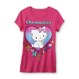 Sanrio Charmmykitty Girl's Graphic T-Shirt at Kmart.com