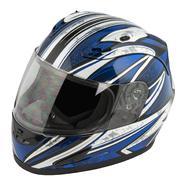 Raider Octane Full Face Street Helmet Blue at Kmart.com