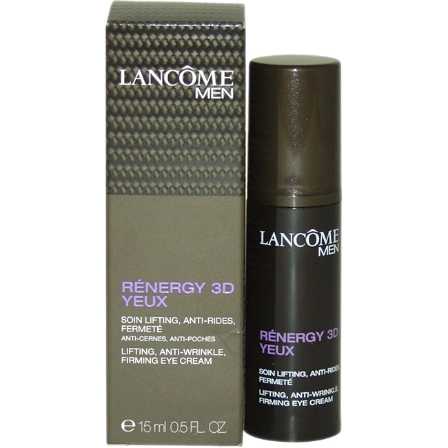 Lancome  Men's Renergy 3D Lifting Anti-wrinkle Firming 0.5-ounce Eye Cream PartNumber: 01372344000P