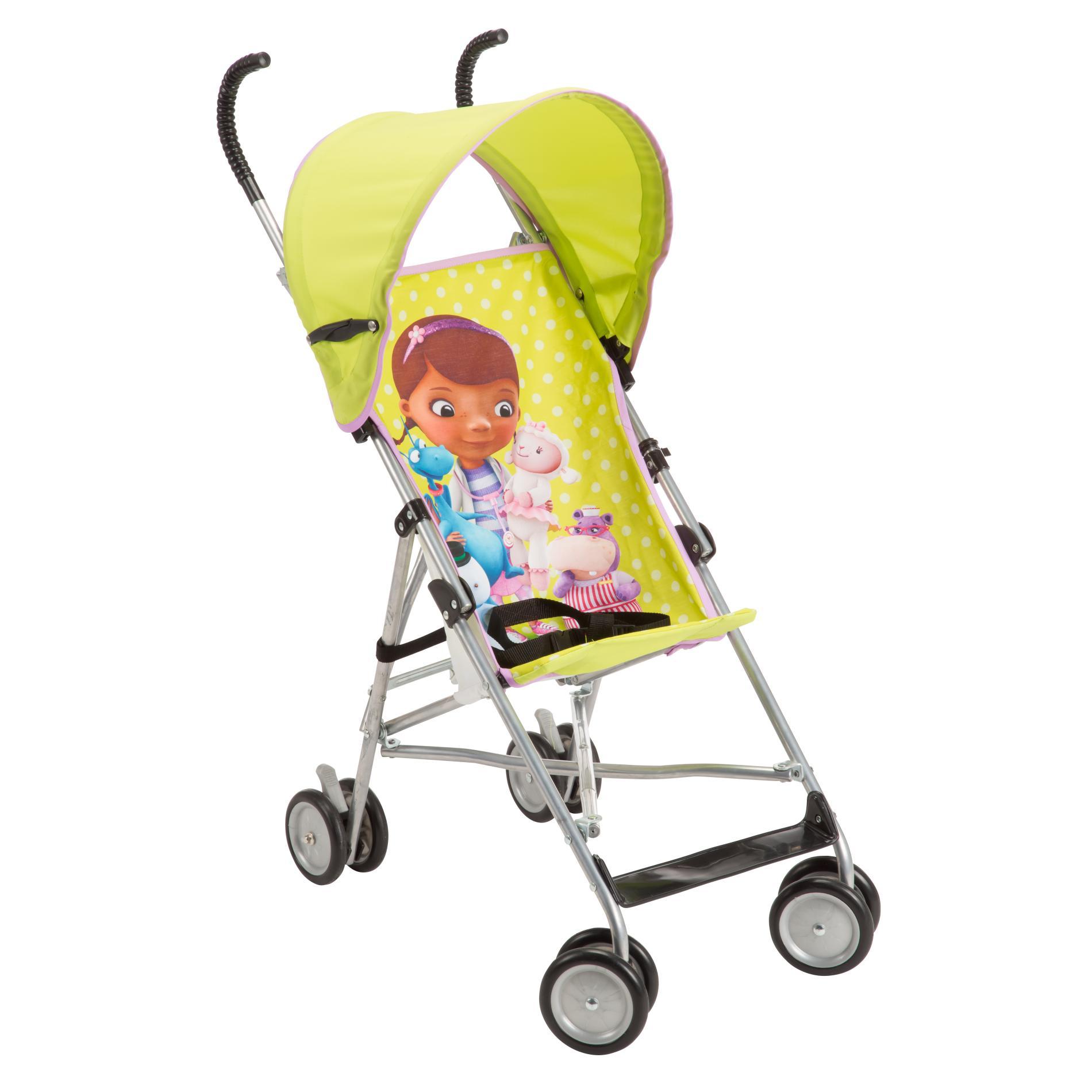 UltraZhyyne Infant Girl's Doc McStuffins Umbrella Stroller