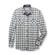 Wrangler Men's Button-Front Shirt - Plaid at Kmart.com