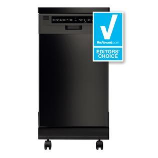 Kenmore 14659 18 Portable Dishwasher Black