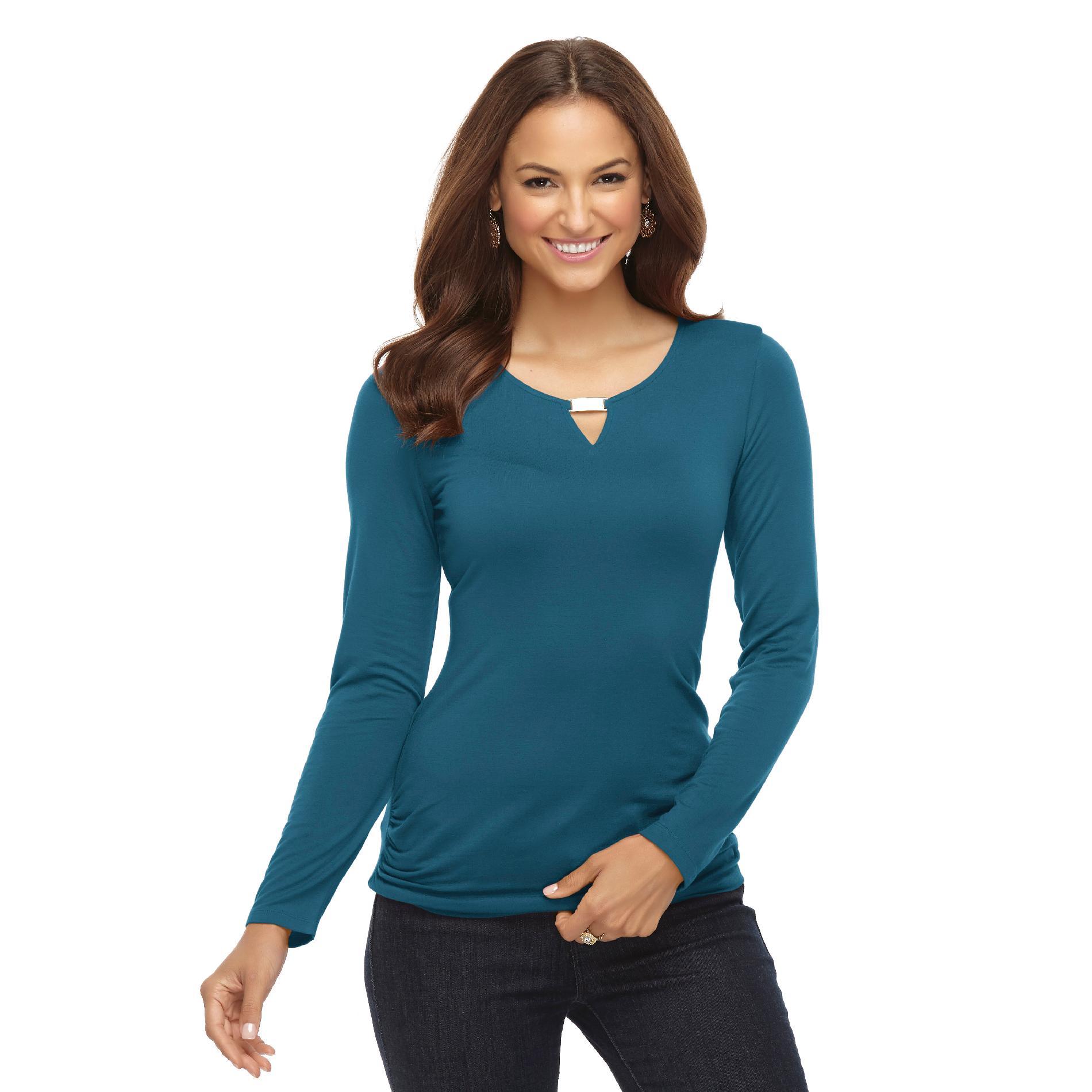 Covington Women's Embellished Shirt at Sears.com