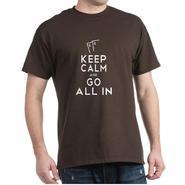 "CafePress Men's T-shirt ""Go All In"" - Online Exclusive at Kmart.com"