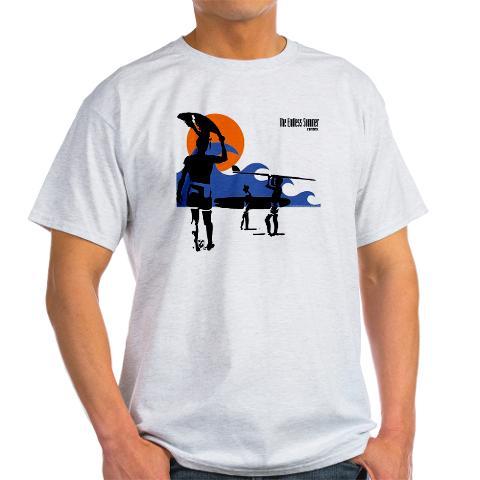 """CafePress Men's Tshirt """"Endless Summer Surfer"""" - Online Exclusive at Kmart.com"""
