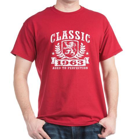 """CafePress Men's Tshirt """"Classic 1963"""" - Online Exclusive at Kmart.com"""