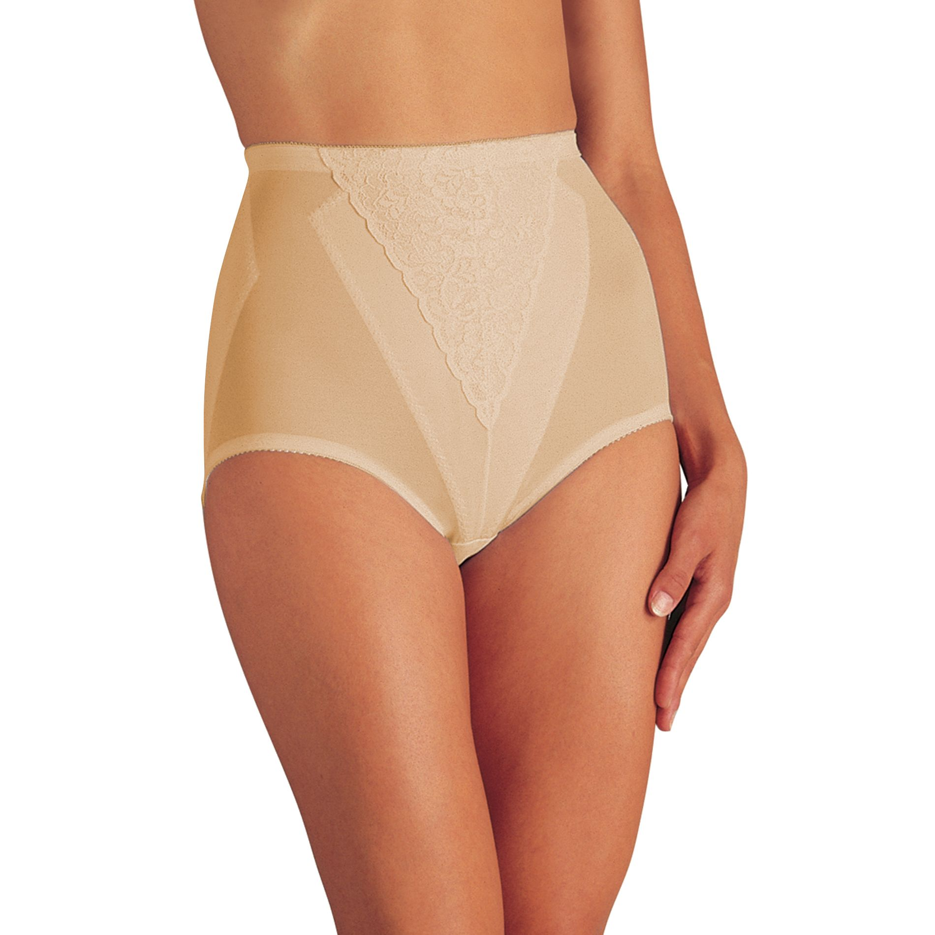 Women's Brief - Lace Panel