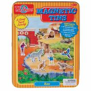T.S. Shure Zoo Magnetic Tin Playset at Kmart.com