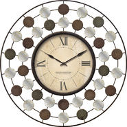 FirsTime Shasta Wire Wall Clock at Kmart.com