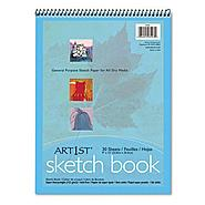 Pacon Artist's Sketch Book at Kmart.com