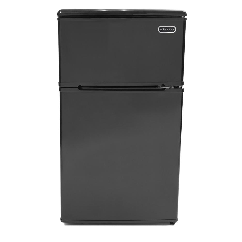 Whynter 3.1 cu. ft. Energy Star Compact Double Door Refrigerator