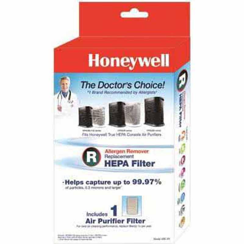 Honeywell HRF-R1 True HEPA Replacement Filter (Filter R)