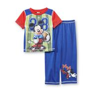 Disney Baby Mickey Mouse Infant & Toddler Boy's Pajama T-Shirt & Pants at Kmart.com