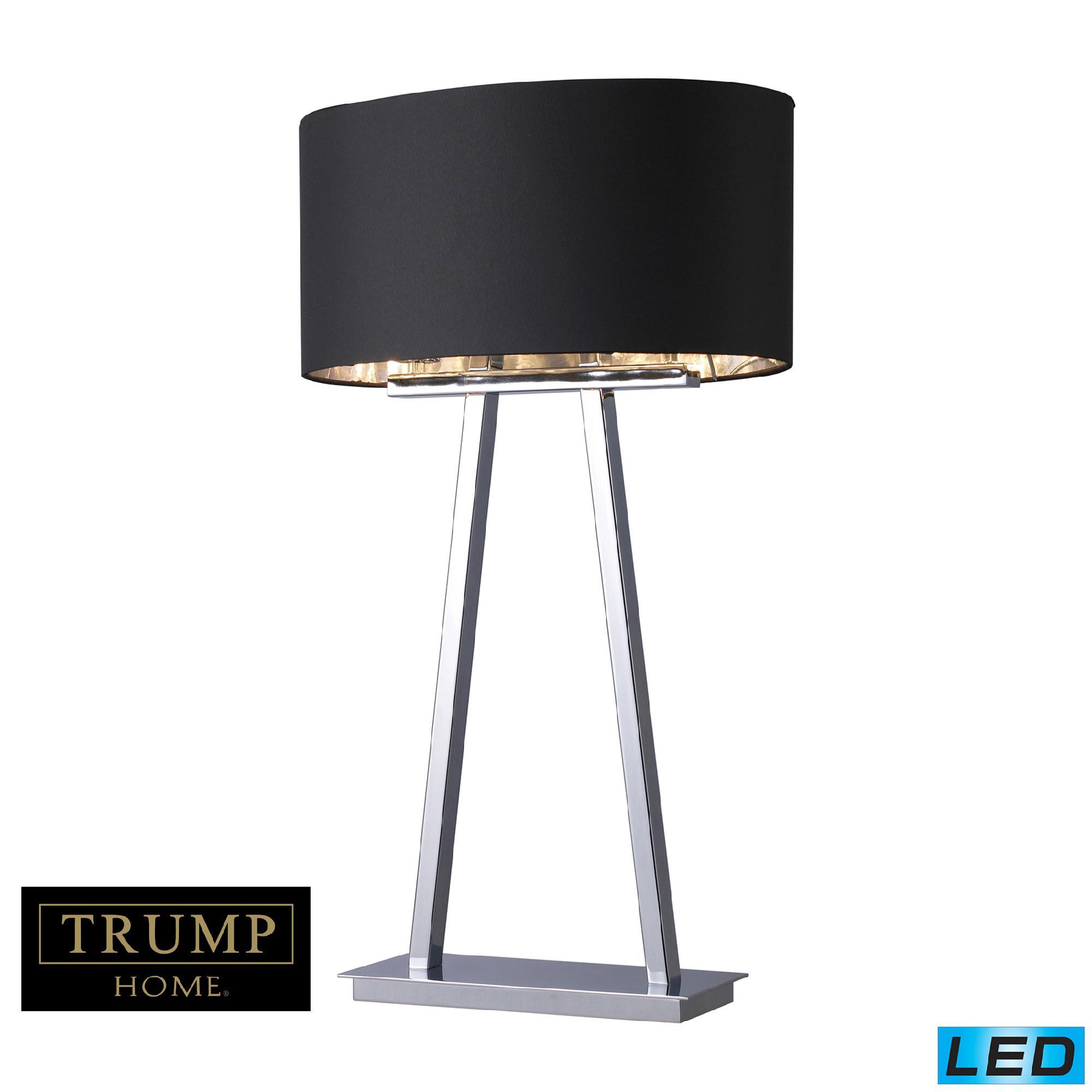 Dimond Trump Home Empire 2 Light Table Lamp- LED