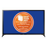 """Sony 55"""" Class 3D 4K UHD TV - XBR55X850B at Sears.com"""