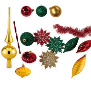 150-Piece Multi-Color Shatterproof Tree Decorating Kit at Sears.com