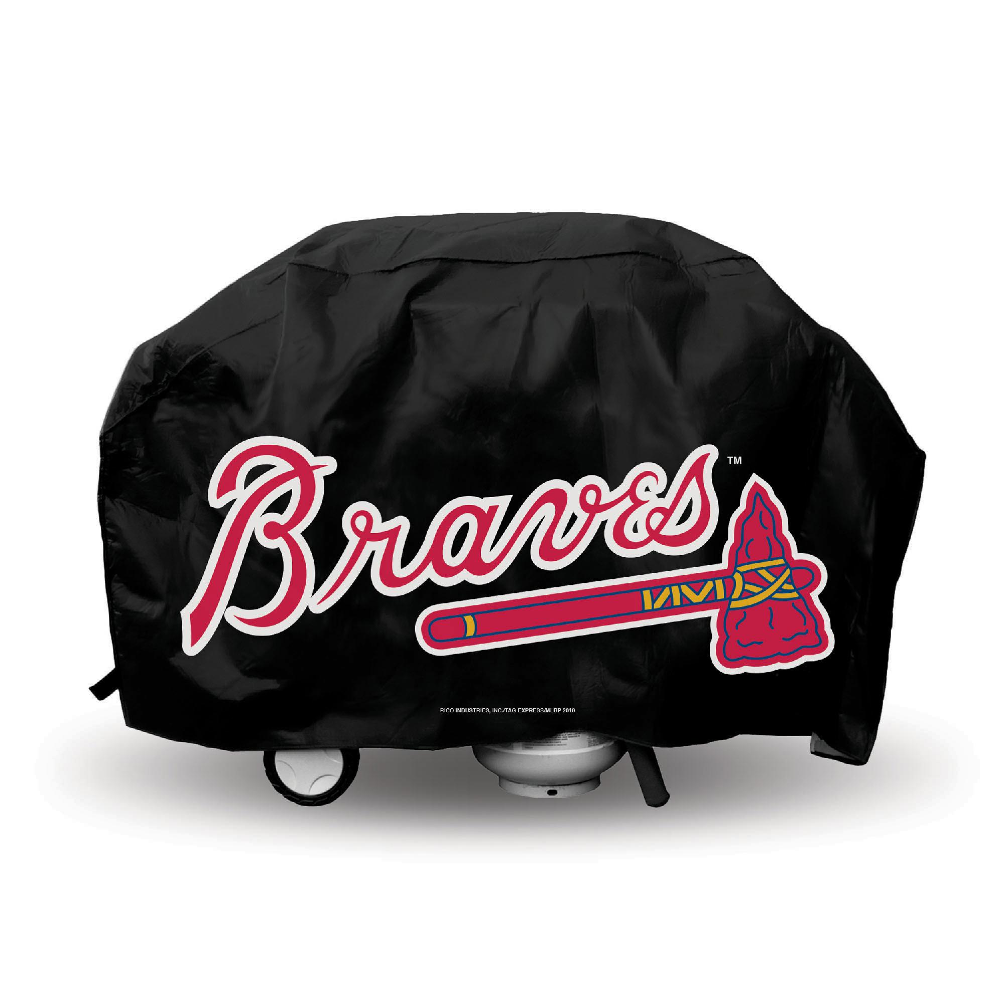 Image of Rico Atlanta Braves Economy Grill Cover