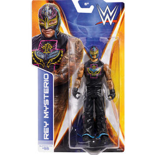 WWE Rey Mysterio - WWE Series 43 Toy Wrestling Action Figure