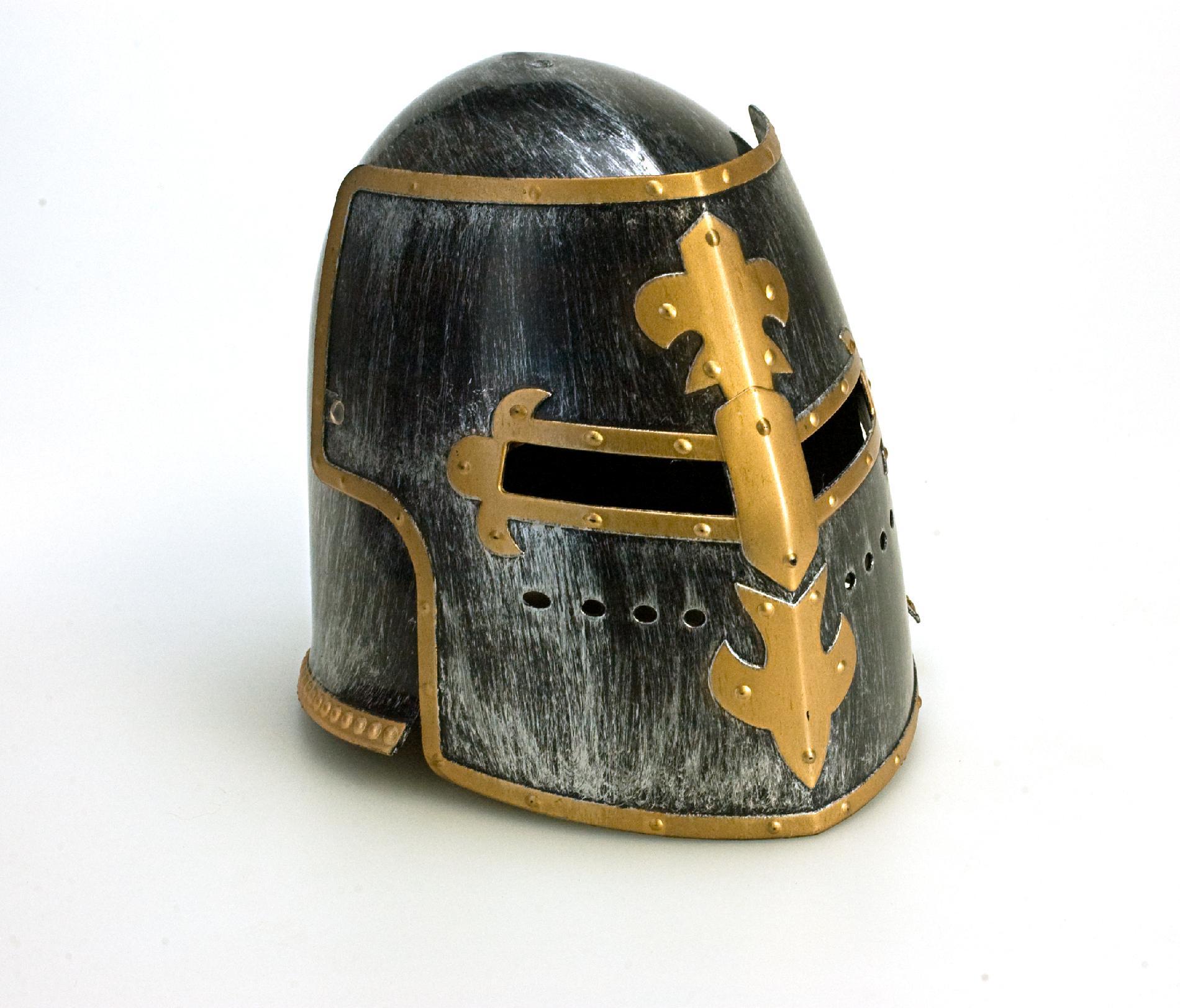 Ancient Warrior Plastic Helmet