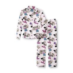 Joe Boxer Girl's Fleece Pajama Top & Pants - My BFF at Kmart.com