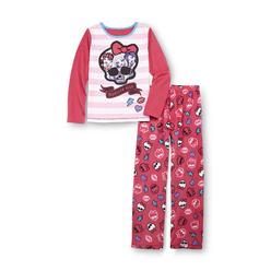 Monster High Girl's Pajama Shirt & Pants at Kmart.com