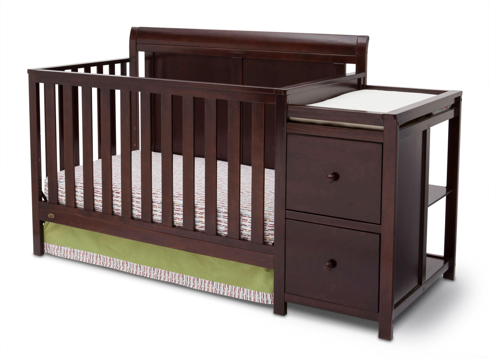 Cribs With Changing Table