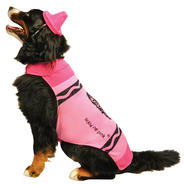 Crayola Pink Dog Costume X-Large at Sears.com