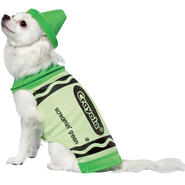 Crayola Green Dog Costume Small at Sears.com
