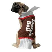 Tootsie Roll Dog Costume Large at Sears.com
