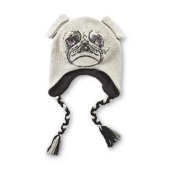 Joe Boxer Women's Critter Ear Hat - Dog at Kmart.com