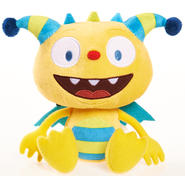 "Disney Henry Hugglemonster 8"" Plush - Yellow at Sears.com"