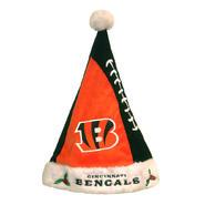 Forever Collectibles Cincinnati Bengals Santa Hat at Kmart.com