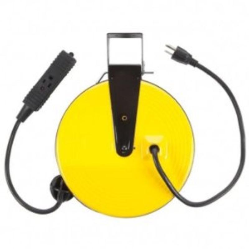 Bayco Triple-Tap Extension Cord 30' Retractable Reel SL-800 PartNumber: 00695415000P KsnValue: 6581797 MfgPartNumber: 800182