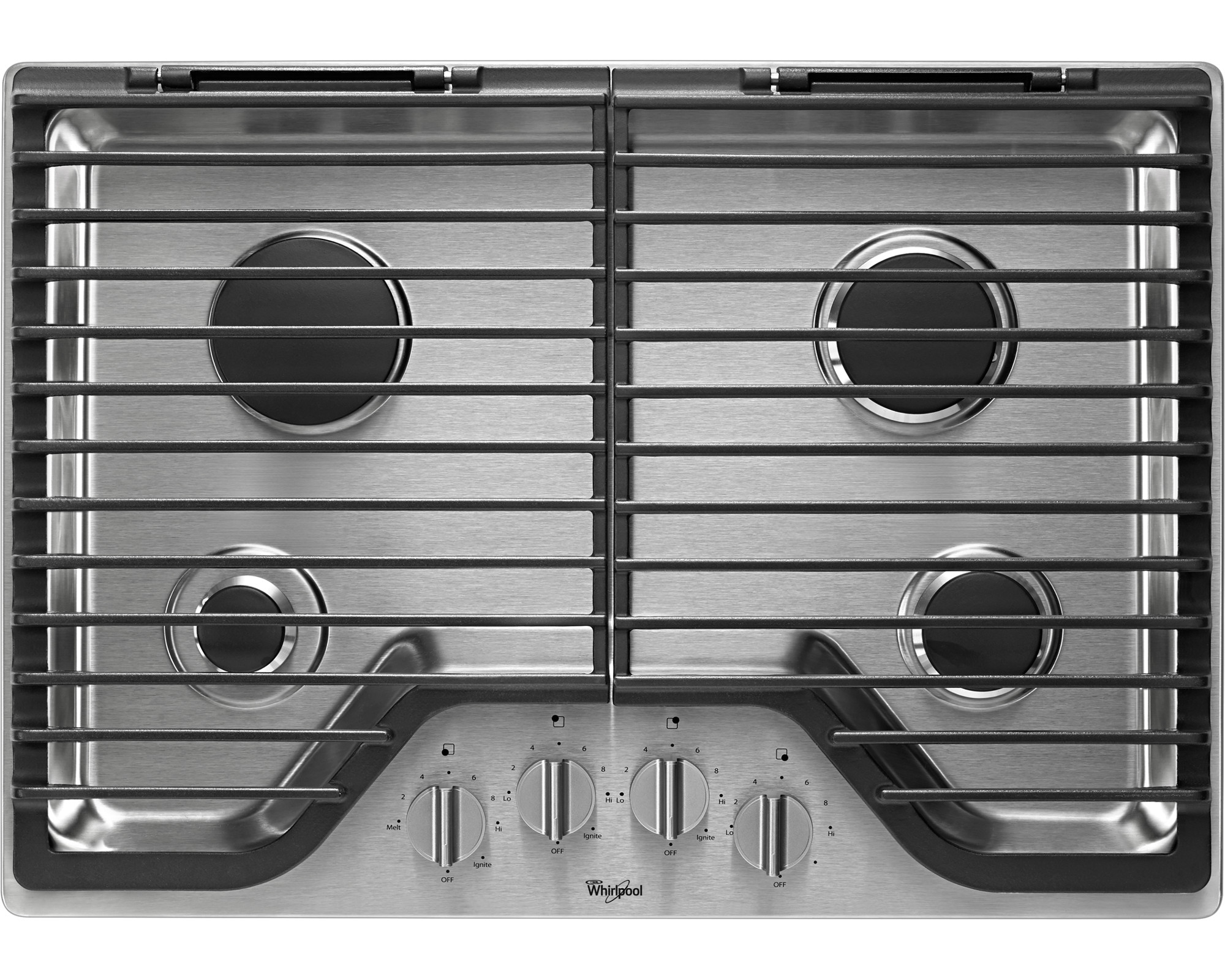 30-Gas-Cooktop-w-Stainless-Steel-Finish-Knobs-Stainless-Steel