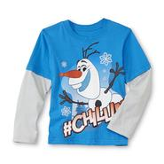 Disney Baby Frozen Toddler Boy's T-Shirt - Olaf at Kmart.com