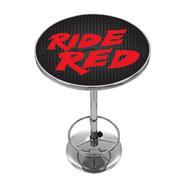 Honda Ride Red Chrome Pub Table at Kmart.com