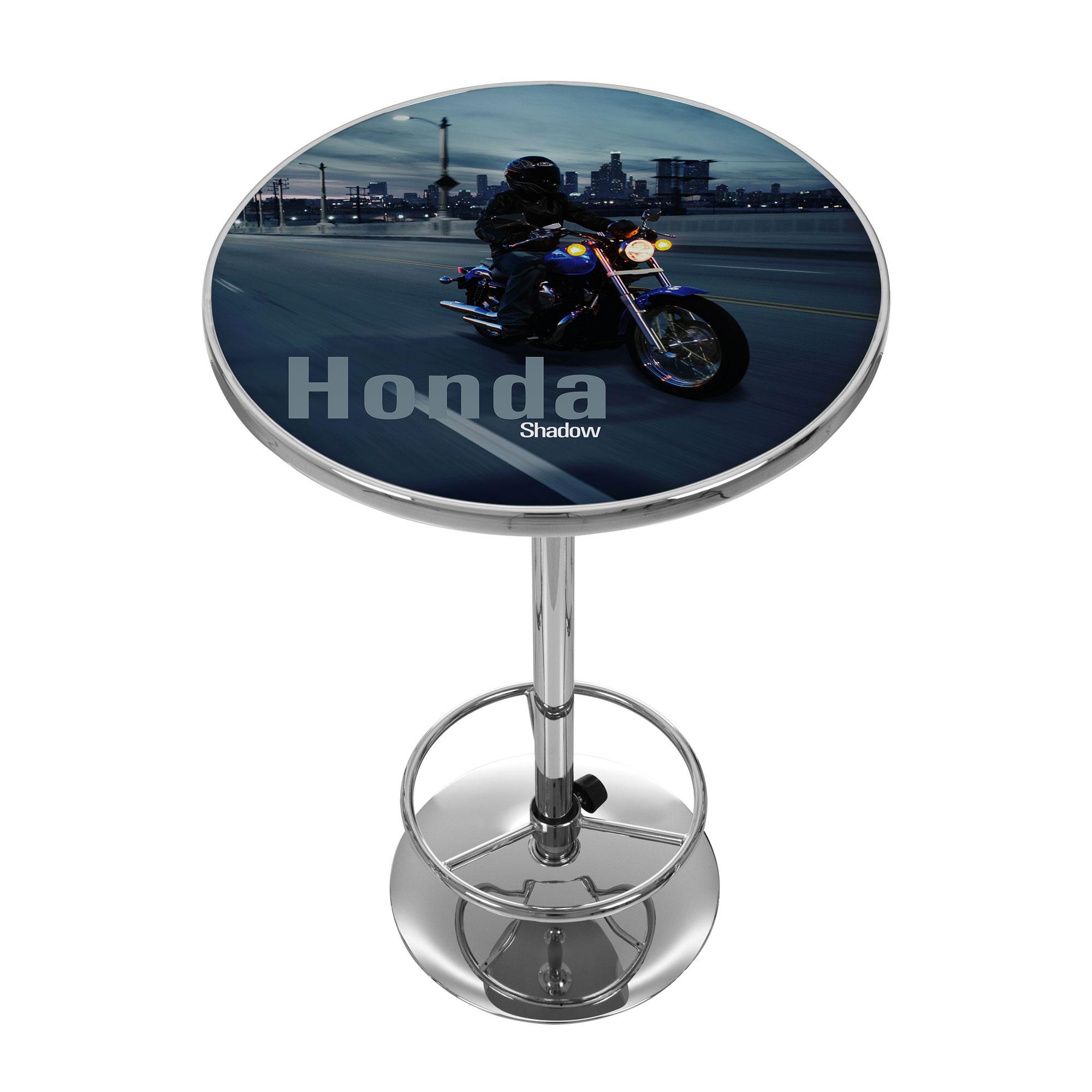 Honda Shadow Chrome Pub Table