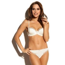 Adore Me Women's Lightly Lined 'Eberta' Balconette Bra - Online Exclusive at Kmart.com