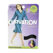 Curvation Women's Longline Silk Body Sculptor Pantyhose at Kmart.com