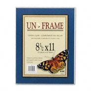 Nu-Dell Un-Frame Box Photo Frame, Plastic, 8-1/2x11, Clear at Kmart.com