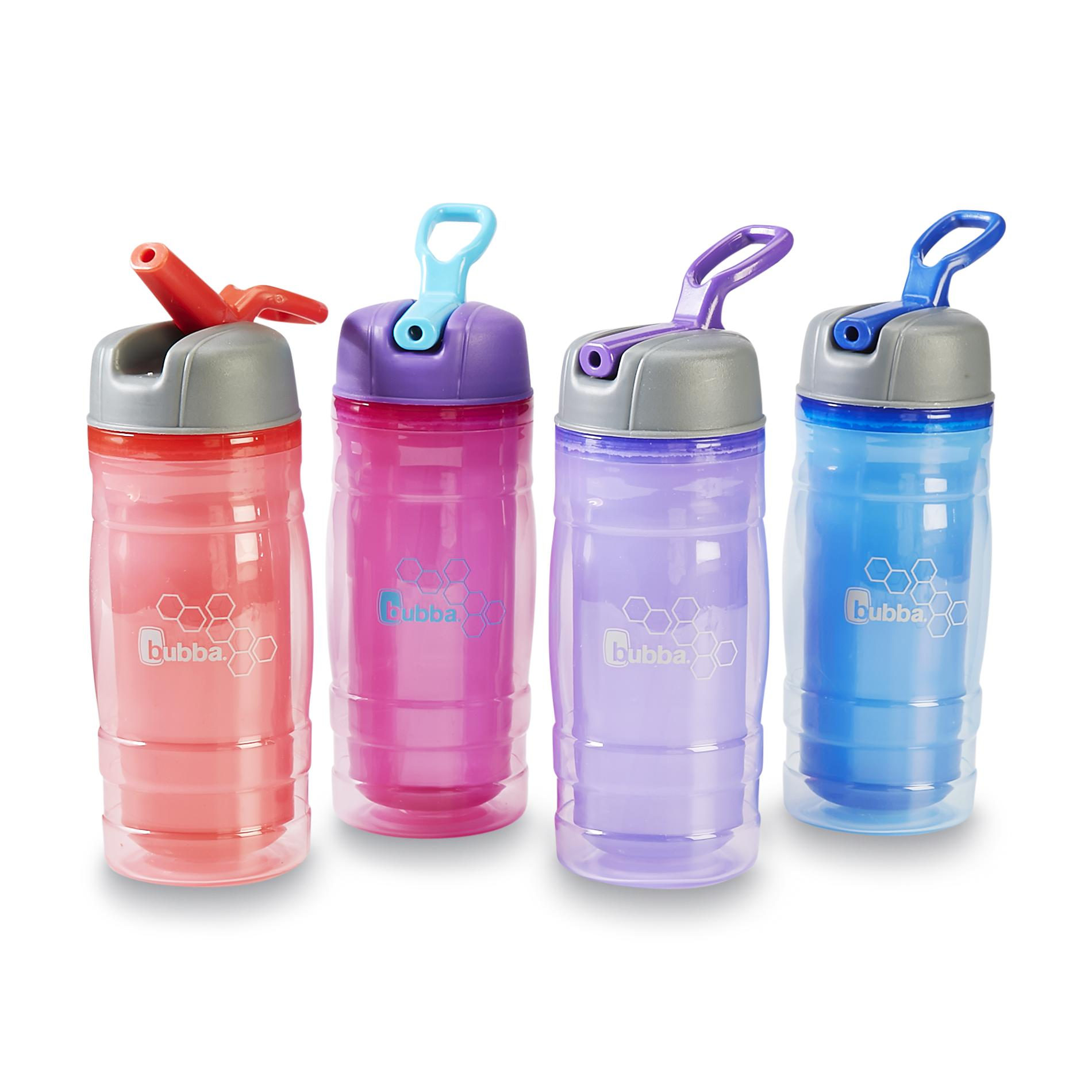 Image of Bubba Brands Kid's Raptor Sport Insulated Water Bottle Assorted Colors, Brown