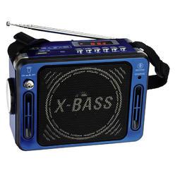 Quantum FX Karaoke Multimedia Speaker with FM Radio- Blue at Kmart.com