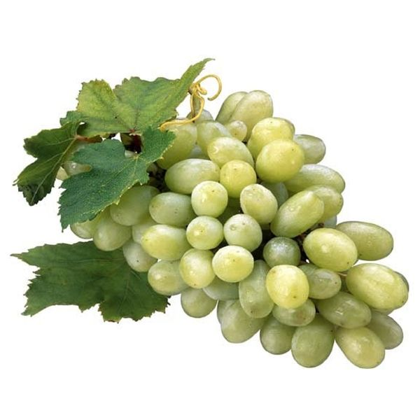 Whole Foods  Grapes, Green 1lb