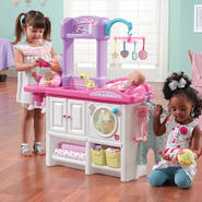 Step 2 Love and Care Deluxe Nursery at Kmart.com