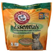 Arm & Hammer Essentials Litter, Natural Clumping, 10.5 lbs (4.76 kg) at Kmart.com
